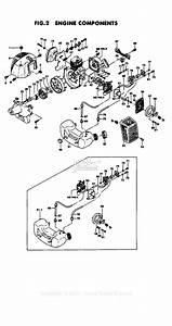 Tanaka Tbc-240 Parts Diagram For Assembly 2