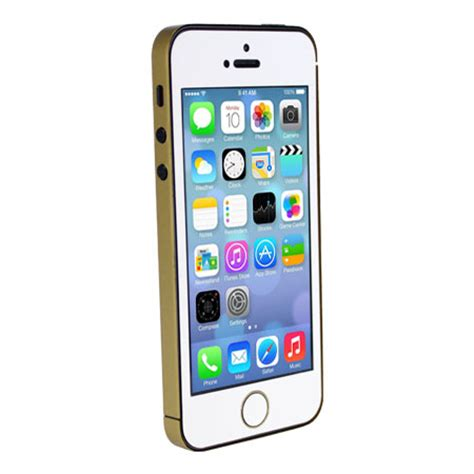 Iphone 5 Upgrade - iphone 5s upgrade kit for iphone 5 gold