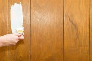 Holzpaneele Mit Wandfarbe Streichen Keine Gute Idee