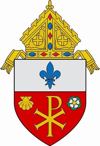 Orlando Diocese Catholic Roman Svg Thomas Dioceses