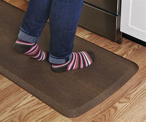 floor mat kitchen happy kitchen floor mats article finecooking 3788