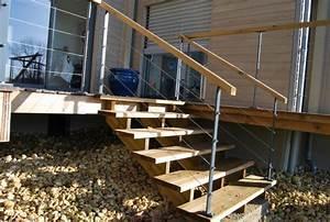 Escalier Extérieur En Bois : escalier exterieur une de nos r alisation ~ Dailycaller-alerts.com Idées de Décoration