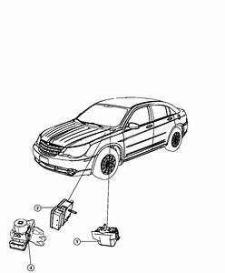 Chrysler Sebring Module  Anti
