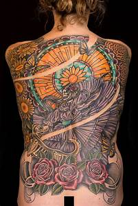 Review: Tattoos as art in Russ Oberg's 'Skin and Bone ...