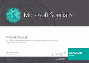 december 2015 new certification iftp berlin With microsoft certification documents