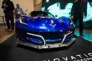 Genovation Gxe Electric Corvette Officially Unveiled At