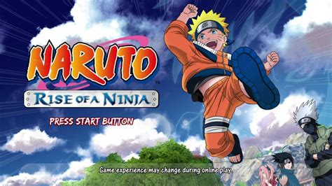 Naruto Rise Of A Ninja Wallpapers Wallpaper Cave