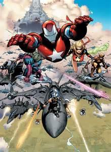 Dark Avengers Marvel Comics