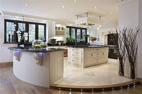 Kitchen Ideas : 42 Kitchens With Two Islands (photos