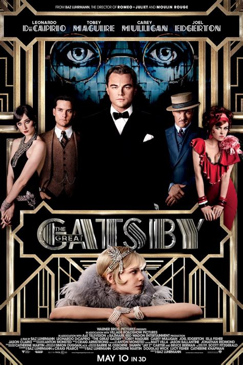 The Great Gatsby Review The Great Gatsby Stars Leonardo Dicaprio And Carey Mulligan Collider