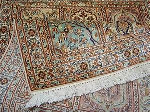 srinagar soie jardin tapis prestigieux n218 125x79cm With tapis de soie