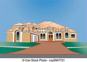 clip art vecteur de maison multi haut gamme ligne toit With toit de maison dessin 15 logo de peinture de maison illustration de vecteur image
