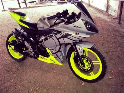 R15 Bike Modified by Modified Awesome R15 Yamaha R15 V2 Wallpapers India