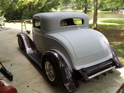 Coupe For Sale by 1932 Ford 3 Window Coupe For Sale