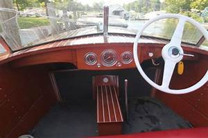 1947 Chris Craft Runabout For Sale In Leesburg  Indiana