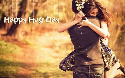 Happy Hug Day Best Gifts & HD Wallpapers for Hug Day