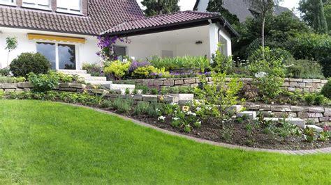 Gartengestaltung Hanglage Und Auch Ideal Sätze