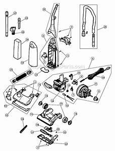 Dirt Devil 085610 Parts List And Diagram