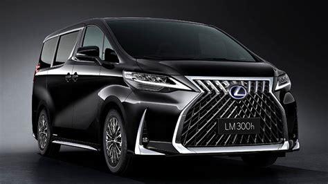 lexus luxuriates  toyota alphard minivan calls  lexus