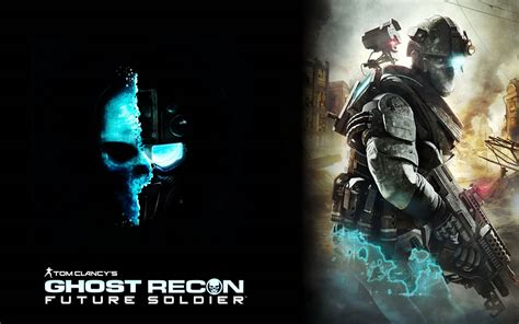 Wallpaper Ghost Recon Future Soldier Game Wallpapers