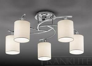 Luminaire Salon Design : lustre moderne ~ Teatrodelosmanantiales.com Idées de Décoration