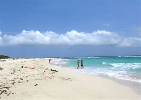 aruba boca grandi kitesurf beach