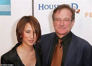 Robin Williams' daughter Zelda pays tribute to late father ...