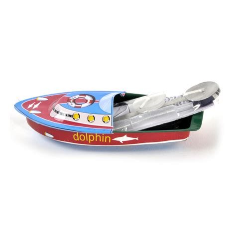 Toy Boat Powered By Candle by Pop Pop Boat Classic Candle Powered Speed Boat Tin Toy