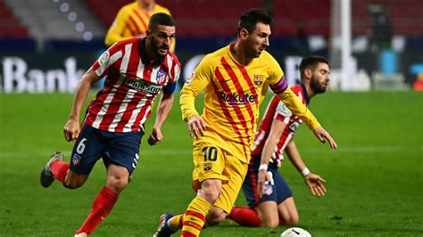 Koke explains how he'd try to convince Messi to sign for ...