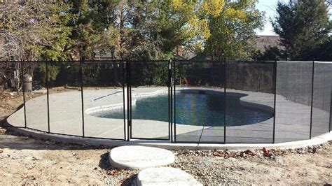 decorative pool fencing ideas fence ideas
