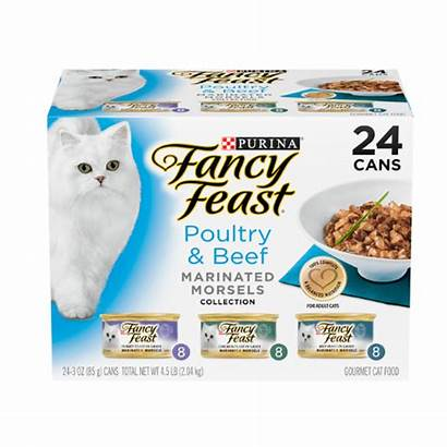 Morsels Feast Marinated Fancy Poultry Beef Pack