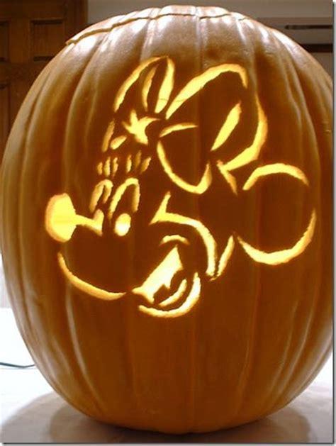 mickey mouse pumpkin stencil ideas  pinterest
