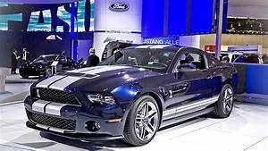 2010 Ford Mustang Shelby GT500 impressive performance