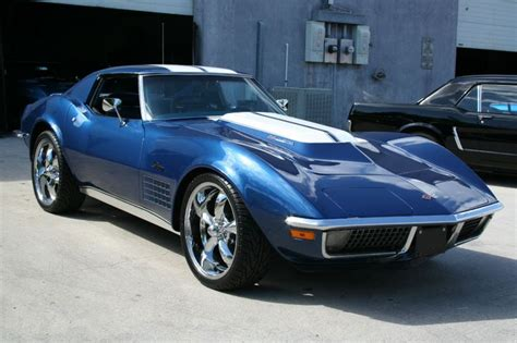 72 Corvette Coupe Pro-trouring