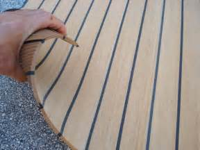 nuteak synthetic marine teak decking synthetic teak decking durability marine teak