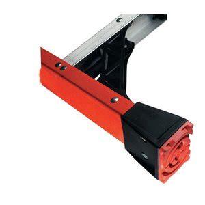 werner  ft type   lbs capacity fiberglass step