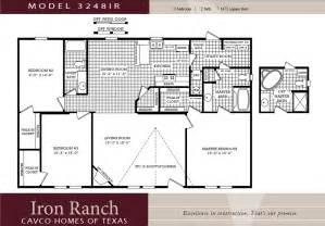 3 bedroom 2 bath floor plans 3 bedroom 2 bath single wide mobile home floor plans