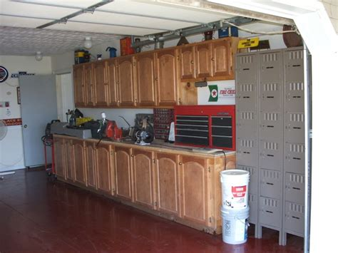 installing kitchen cabinets in garage kitchen cabinet garage door