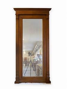 Spiegel Holzrahmen Eiche : wandspiegel spiegel antik standspiegel mit holzrahmen antik aus eiche ebay ~ Indierocktalk.com Haus und Dekorationen