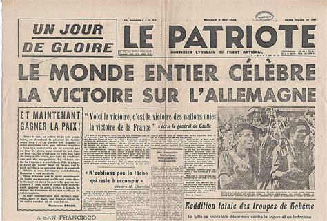 si鑒e du journal le monde la presse d après guerre espoirsdedéportés