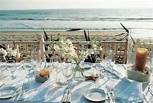 Seaside Wedding in California with Beach-Themed Décor