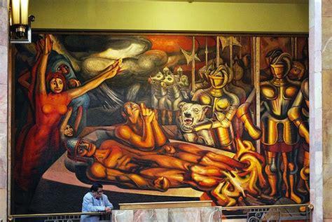 mexican muralism los tres grandes david alfaro siqueiros