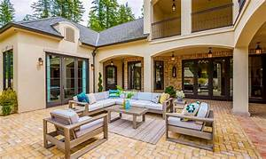 5, Facts, About, Courtyard, Home, Plans