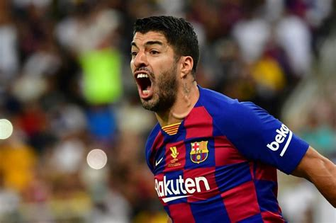 Suarez, Vidal Train Separately With Camp Nou Departure Nearing