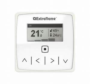 Thermostat Pour Poele A Granule : thermostat sans fil la nordica extraflame ~ Dailycaller-alerts.com Idées de Décoration