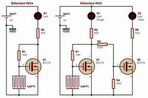 Schema Detecteur De Mouvement : electronique realisations detecteur humidite 003 ~ Melissatoandfro.com Idées de Décoration