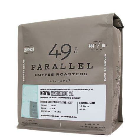 Shop by origin, roast level or tasting notes. 49th Parallel Coffee Roasters | Coffee bag design, Coffee ...