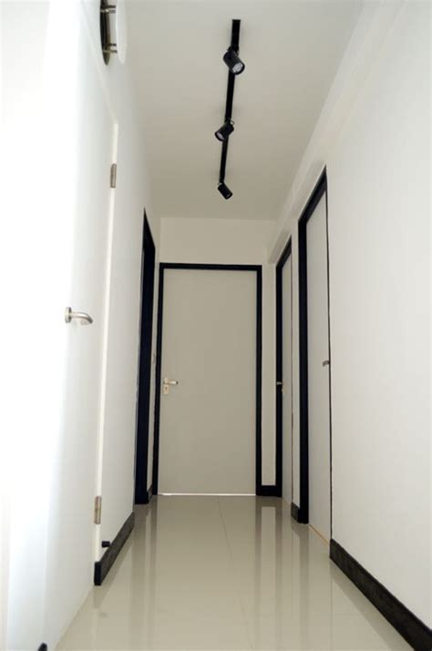 track lights   corridor   corridor design