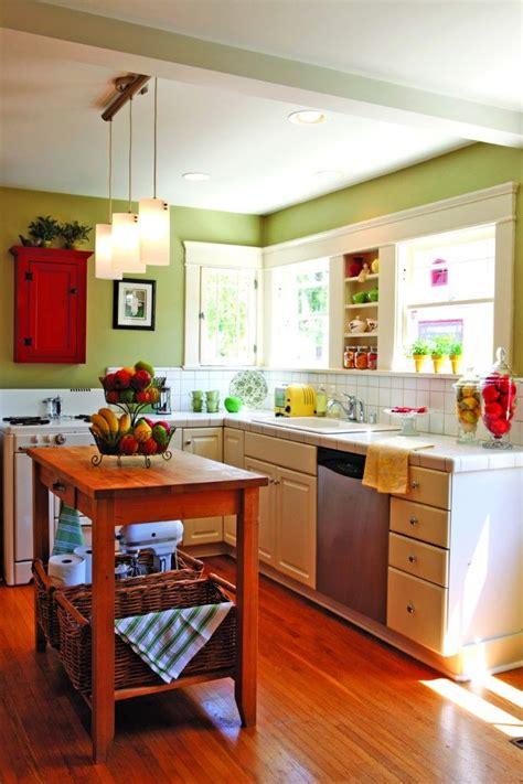 color   small kitchen colorful kitchen decor