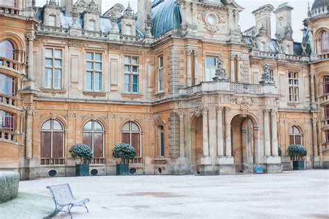 Modern Meets Traditional At Waddesdon Manor Exclusive Hire